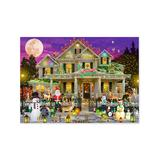 Vermont Christmas Company Puzzles multi - Happy Holidays 1,000-Piece Jigsaw Puzzle