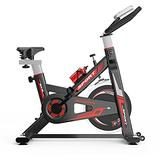 Exercise Bike, Stationary Bikes for Home, Indoor Sport Cycling Bike For Home Gym Cardio Training with Digital Monitor & Tablet holder