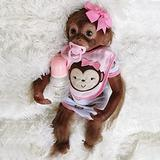 EDUARD - Silicone Reborn Dolls Boys Reborn Girl Doll Soft Body 50cm Lifelike born ss Bonecas toy For Birthday Christmas Gift