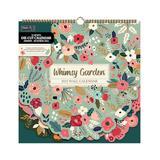 LANG Calendars MULTI - Christina Whimsy Garden Jan-Dec 2022 Die-Cut Spiral-Bound Calendar