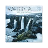 Turner Licensing Calendars MULTI - 'Waterfalls' Jan-Dec 2022 Calendar