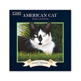 LANG Calendars MULTI - 'American Cat' Jan-Dec 2022 Mini Calendar