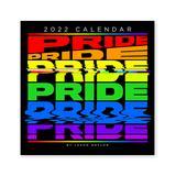 Turner Licensing Calendars MULTI - 'Pride' Jan-Dec 2022 Calendar