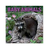 Turner Licensing Calendars MULTI - 'Baby Animals' Jan-Dec 2022 Calendar