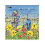 LANG Calendars MULTI - 'Birds In The Garden' Jan-Dec 2022 Mini Calendar