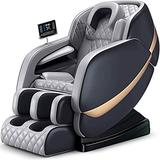 High-end massage chair, full body massage, relieve Massage Chair Multi Functional Electric Massage Chair Sl 4D Full Body Massage Chair Automatic Zero Gravity Massager Office Chairs with Armrests Profe
