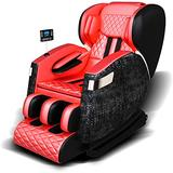 High-end massage chair, full body massage, relieve Massage Chair Full Body Massage Chair Automatic Kneading Manipulator Zero Gravity Massage Chair Electric Massage Sofa Office Chairs with Armrests Pro