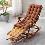 YWZDY Patio Lounge Chairs Solid Wood backrest Chair Siesta Chair Sandal Chair Leisure backrest Chair, Folding Outdoor Camping Lounge, Patio Recliner Reclining Chair for Outdoor Beach Garden