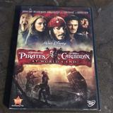 Disney Other   Pirates Of The Caribbean Disney Dvd Movie   Color: black   Size: Os