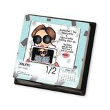 Turner Licensing Calendars MULTI - 'Sketchy Chics' Jan-Dec 2022 Boxed Calendar