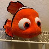 Disney Toys | New Disney Finding Nemo Plush Stuffed Animal Toy | Color: Red/White | Size: Osg