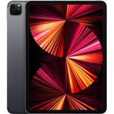 """Apple 11"""" iPad Pro M1 Chip Mid 2021, 1TB, Wi-Fi + 5G LTE, Space Gray MHN03LL/A"""