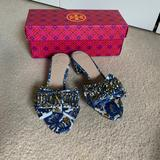 Tory Burch Shoes | New Tory Burch Shoe | Color: Blue | Size: 6