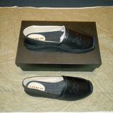 Coach Shoes   Coach Charlie Leather Espadrilles   Color: Black   Size: 9