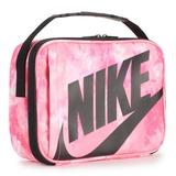 Nike Logo Graphic Insulated Lunch Box, Light Pink