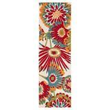 Jaipur Belize Indoor / Outdoor Floral Runner Rug - RUG141377