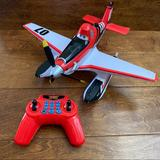 Disney Toys | Disney | Planes Fire & Rescue Large Dusty Rc | Color: Red/White | Size: Osb