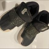 Nike Shoes   Nike Kyrie Basketball Shoes Kids Size 259   Color: Black   Size: 9b