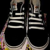 Vans Shoes   Kids Vans Boys Or Girls Size 8us   Color: Black   Size: 8g