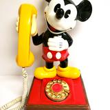 Disney Office | Mickey Mouse Collectors Phone | Color: Black/Red | Size: Os