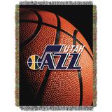 Jazz Photo Real Throw by NBA in Multi