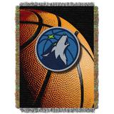 Timberwolves Photo Real Throw by NBA in Multi