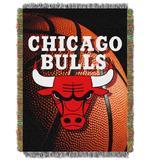 Bulls Photo Real Throw by NBA in Multi