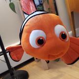 Disney Toys | Disney'S Finding Nemo, Nemo Stuffed Animal | Color: Orange/White | Size: Osbb