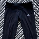 Adidas Pants & Jumpsuits   Adidas - Black Fitness Workout Pants Leggings   Color: Black   Size: M