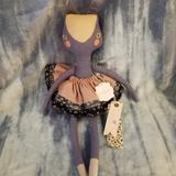Anthropologie Toys | Anthropologie Abigail Brown Fashionable Fauna Doll | Color: Brown | Size: Osg