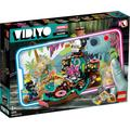 LEGO Konstruktionsspielsteine Punk Pirate Ship (43114), VIDIYO™, (615 St.), Made in Europe bunt Kinder Bausteine Bausätze Bauen Konstruieren