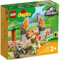 LEGO Konstruktionsspielsteine Ausbruch des T. rex und Triceratops (10939), DUPLO Jurassic World™, (36 St.) bunt Kinder Bausteine Bausätze Bauen Konstruieren
