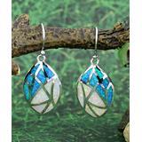 Kanishka Women's Earrings - Opal & Sterling Silver Marquise Drop Earrings