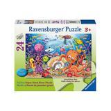 Ravensburger Puzzles multiple - Fishie's Fortune 24-Piece Floor Puzzle