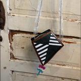 Disney Bags | Danielle Nicole Disney Mary Poppins Kite Purse | Color: Green/White | Size: 7 X 14