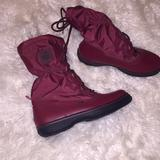 Coach Shoes   Coach Boots Womens Size 9 Like New   Color: Red   Size: 9