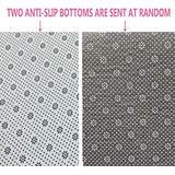 """Home Bedroom Floor Mats Beige and Black Da Tile 31.5"""" x 19.5"""" Rectangle Bedroom Rugs"""