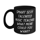 Cheap Music teacher, Smart Sexy Talented Music Teacher. What More Could You Want, Epic Graduation From Friends
