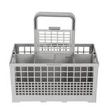 HechoVinen Dishwasher Basket,Dishwasher Silverware Basket Utensil/Cutlery Basket with Handle Dishwasher Replacement for Kenmore,Samsung,GE,Whirlpool,Maytag