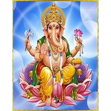 Puzzles for Adults 1000 Piece  Indian Religious Ganesha(50x75cm)Puzzle Games, Educational Games, Brain Challenge Puzzles for Adults