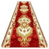 XXIOJUN Long Area Rugs, The Rug House Hallway Hall Runner Stair Runner Rug Carpets Border Rug Narrow Rugs, Rubber Backed for Home Decor Custom Size (Color : B, Size : 110x200cm)