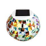 YCZDG Solar LED Light Outdoor Solar Lamps Ball Color Changing Garden Lights Garden Lawn Decor LED Lamps LED Solar Light