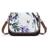 Hobo Bags for Women MultiPocket Crossbody Purse Stylish Messenger Handbags Shoulder Bag,pattern