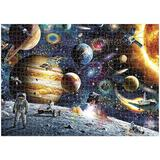 MYROOM Adults Puzzles 1000 Piece Large Puzzle Game Interesting Toys Personalized Gift, Size 1.96 H x 14.96 W x 10.23 D in | Wayfair