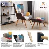 Corrigan Studio® Patchwork Armchair Set | Wayfair 844ADA0A07614F6C92ED4E44CDEACCF5