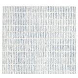 Pottery Barn 5x8 8x10 9X12 Capitola Blue Handtufted Wool Rug Hand Tufted Woolen Area Rug (8'X10')