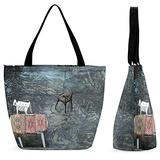 yanfind Shopping Bag for Ladies Rest Table Table Chair Wall Art Resting Organism Visual Adaptation Furniture Chairs.