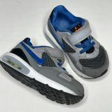 Nike Shoes | Nike Air Max St Sneaker Elastic Lace Low Sneaker | Color: Blue/Gray | Size: 7bb
