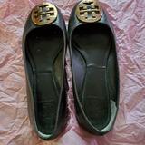 Tory Burch Shoes | Tory Burch 'Reva' Flats | Color: Black | Size: 8.5