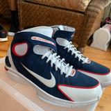 Nike Shoes   Nike Air Zoom Huarache 2k4 Navy White Red   Color: Blue/White   Size: 11